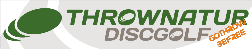 Thrownatur Discgolf Shop-Logo