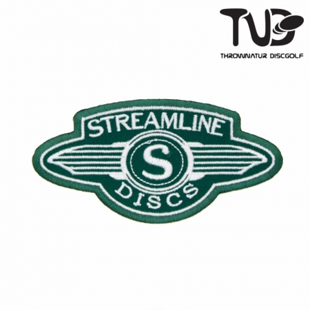 Aufbügler | Streamline Discs | Wings Logo