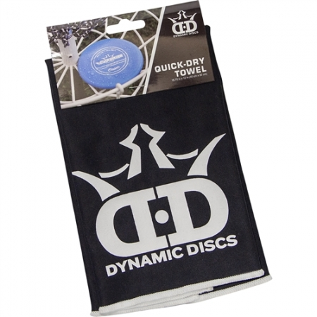 Discgolf Handtuch | Dynamic Discs | Quick Dry
