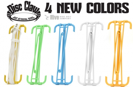 Disc Claw | Hive Disc Golf