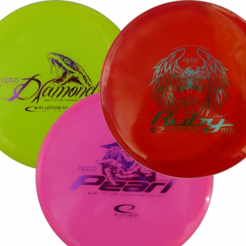 Discgolf Set | Opto | Easy to Use